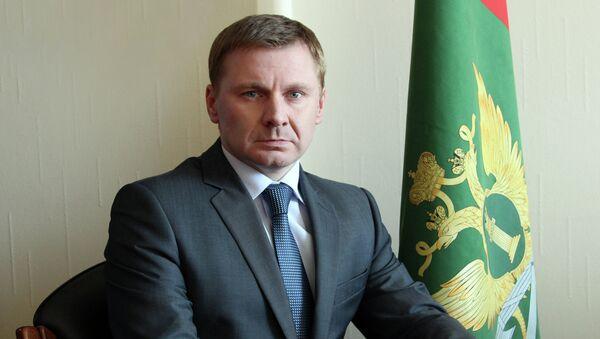Начальник управления организации исполнительного производства ФССП России Андрей Абрамов