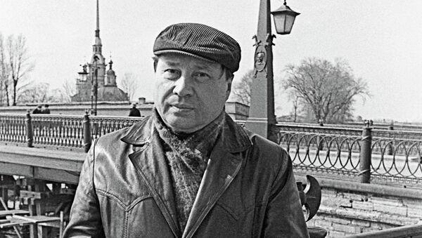 Режиссер и сценарист Виталий Вячеславович Мельников. Архив