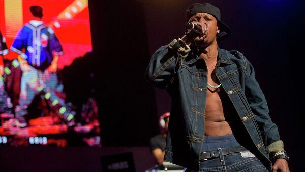 Известный американский рэппер Крис Келли из подросткового дуэта Kris Kross