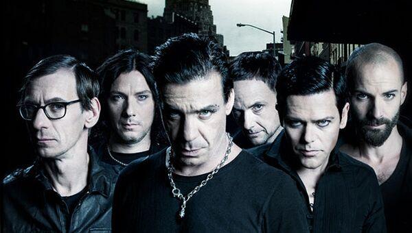 Rammstein, участники фестиваля Рок над Волгой
