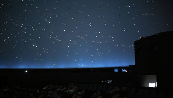 Мерцают, словно дышат: девять тысяч звезд московского планетария
