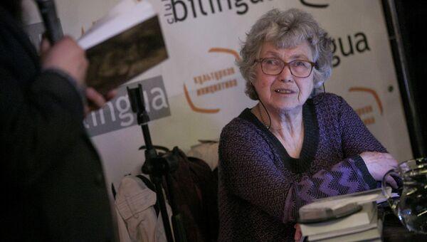 Наталья Горбаневская, архивное фото