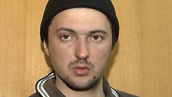 Сбежавший из СИЗО арестант Матросской тишины Олег Топалов после задержания