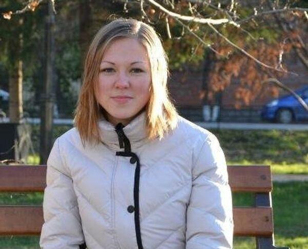 Пропавшая в Томске студентка Анна Апатченко