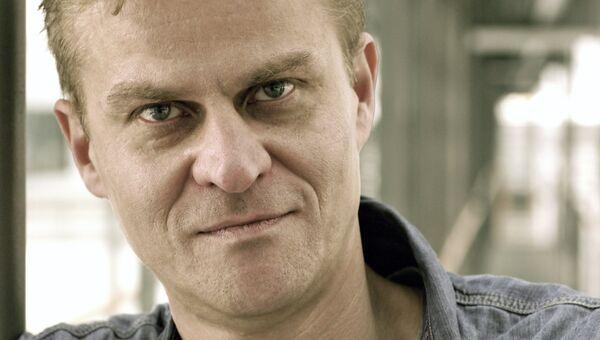 Мирко Лоренц, создатель сервиса Datawrapper