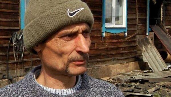Очевидец о пожаре под Красноярском, в котором погибли пятеро детей