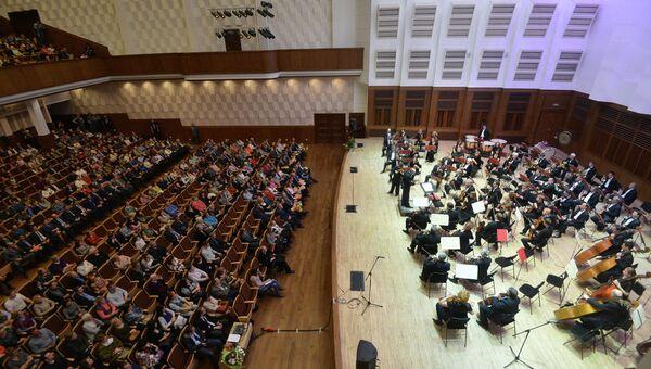 Открытие нового зала новосибирской филармонии. Фото с места события.