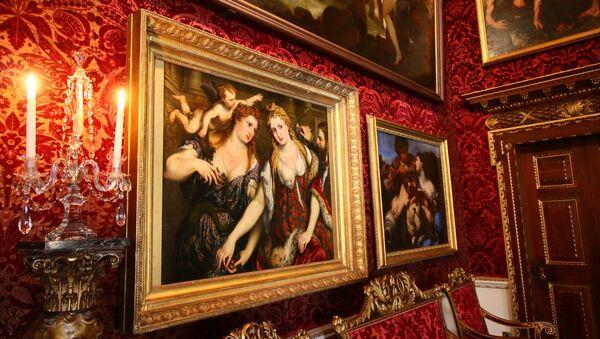 Картины из коллекции Роберта Уолпола вернулись в поместье Хатон-холл