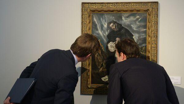Выставка Sotheby's произведений русского и европейского искусства