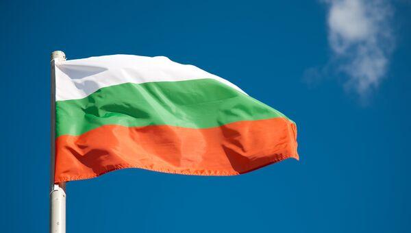 Флаг Болгарии. Архивное фото