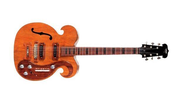 Гитара Джона Леннона и Джорджа Харрисона продана с аукциона