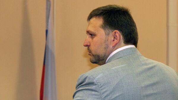 Губернатор Кировской области Белых в суде