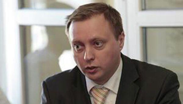 Дмитрий Якунин, пресс-секретарь Союза кинематографистов России