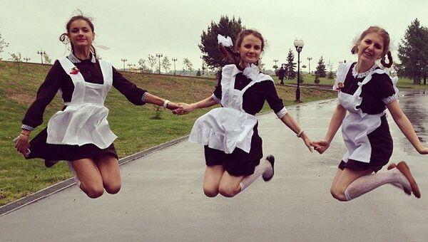 Выпускницы в Ярославле
