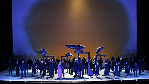 Teatro Real. Диптих Иоланта Чайковского / Персефона Стравинского