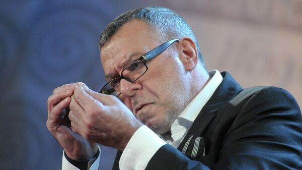 Актер Андрей Ургант