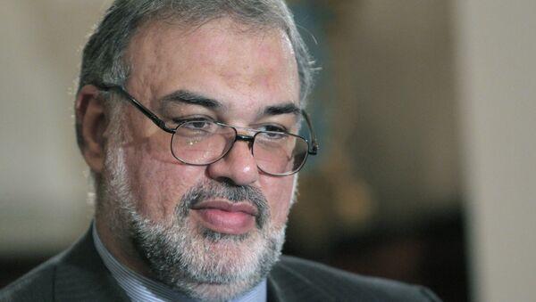 Чрезвычайный и Полномочный посол Исламской Республики Иран в Российской Федерации Сейед Махмуд Реза Саджади