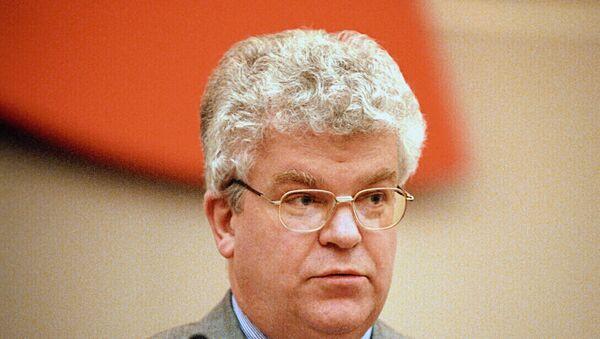 Чижов отметил оптимизм участников переговоров по газовому кредиту Украине