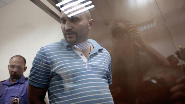 Заседание по делу Вадима Коровина в Одинцовском районном суде