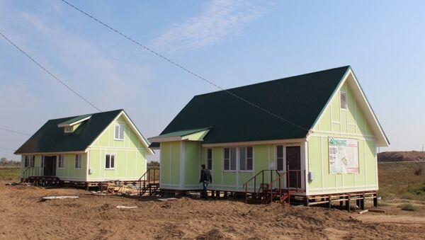 Малоэтажное строительство в Астраханской области