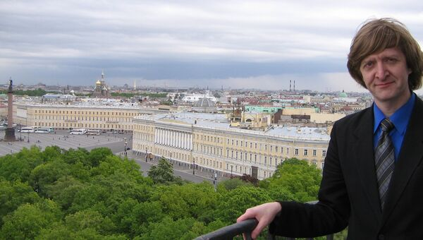 Заместитель председателя петербургского отделения ВООПИК Александр Кононов