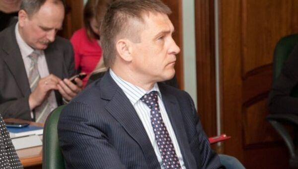 Директор департамента дорожного хозяйства  Алексей Николаевич Ширшов