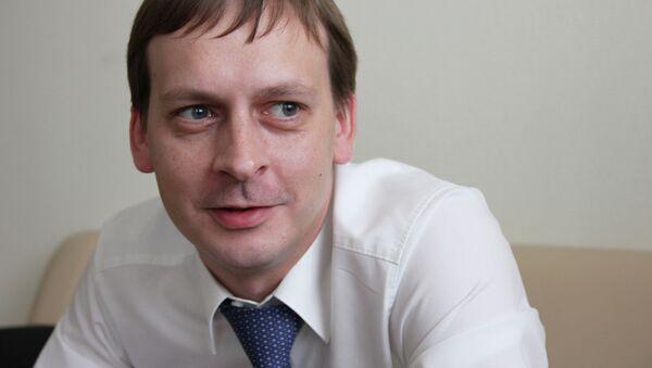 Дмитрий Кириллов. Архивное фото