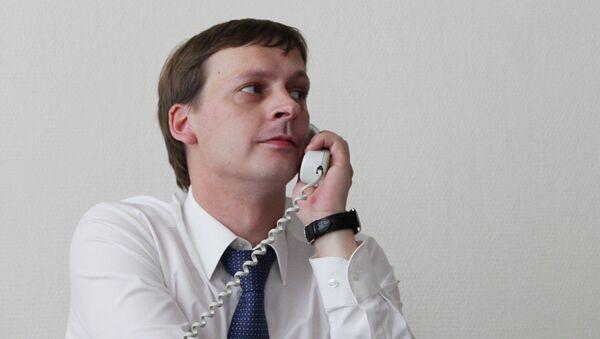 Дмитрий Кириллов, директор департамента государственной политики и регулирования в области водных ресурсов Минприроды России