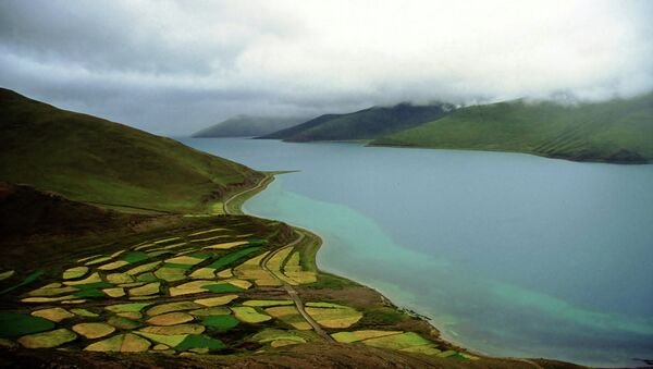 Тибет. Архивное фото