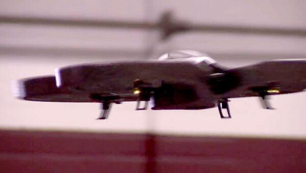 Студенты на испытаниях управляли вертолетом силой мысли