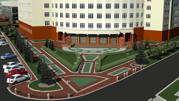 Сквер в центре Новосибирска станет еще лучше - с парковками, обещает РЖД