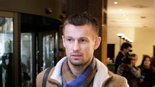 Сергей Семак. Архивное фото