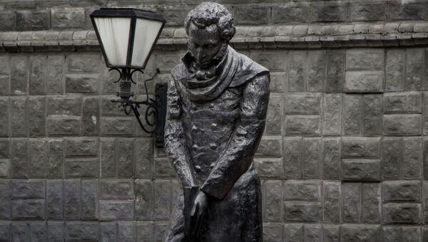 Памятник Пушкину во Владивостоке