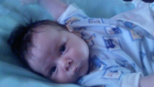 Похищенный в Воронеже младенец