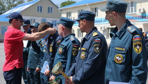 Спасатели Приморья победили на чемпионате Дальнего Востока