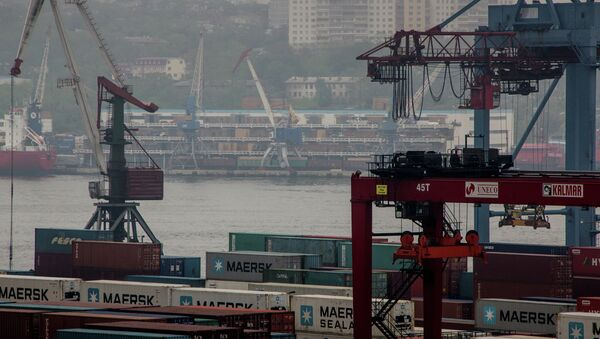 Владивостокский морской торговый порт (ВМТП)