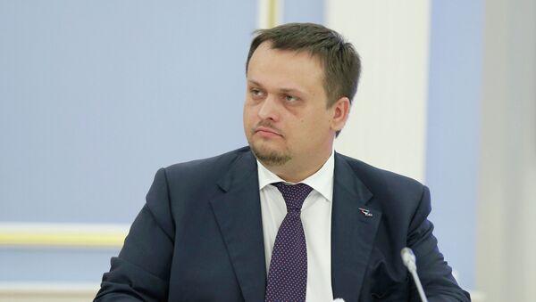 Андрей Никитин. Архивное фото