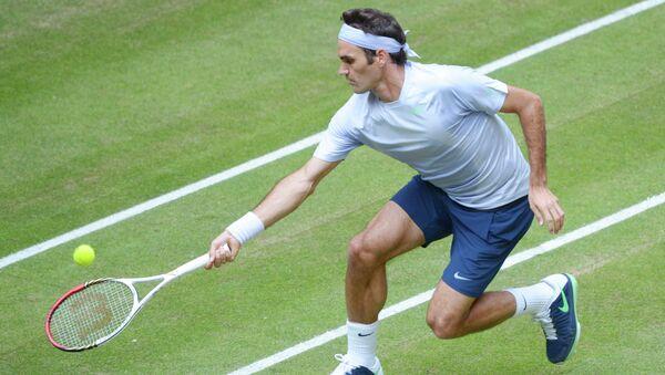 Роджер Федерер. Архивное фото