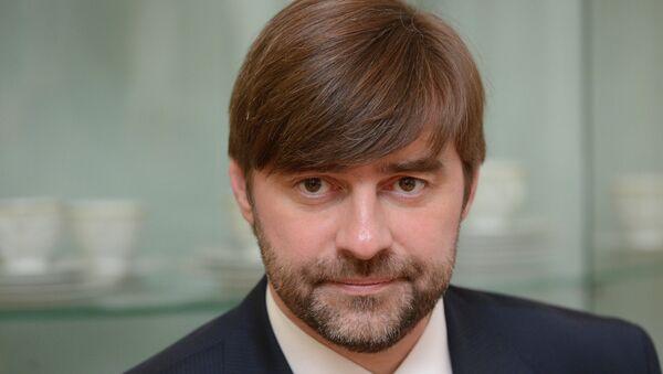 Депутат Сергей Железняк. Архивное фото