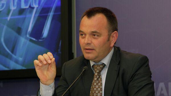 Начальник УФМС России по Московской области Олег Молодиевский