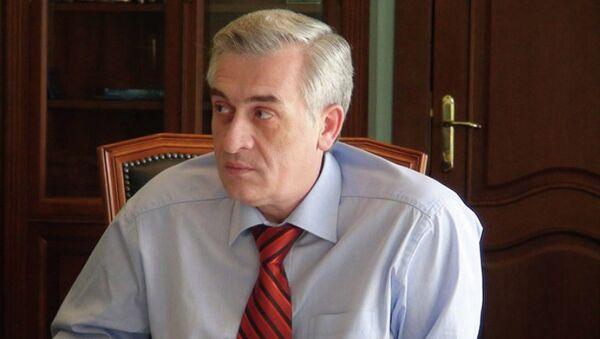Глава администрации губернатора Свердловской области Яков Силин. Архивное фото
