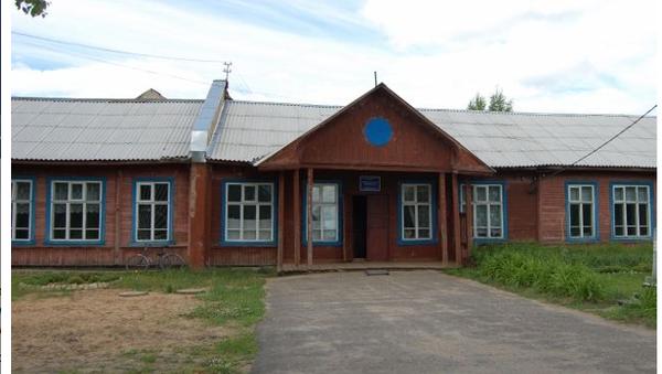 Школы в поселке Салама в Буйском районе Костромской области