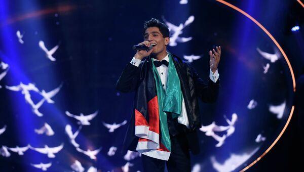 Мухаммед Ассаф, победитель конкурса Арабский идол