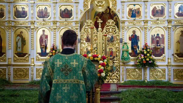 Святая Троица в Приморье. Архивное фото