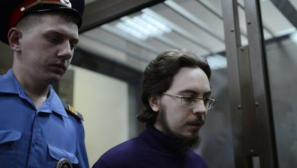 Иеромонах Илия в Дорогомиловском суде Москвы