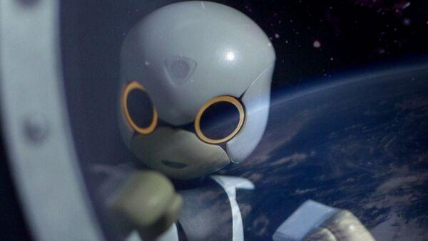Японский робот, который будет отправлен на МКС
