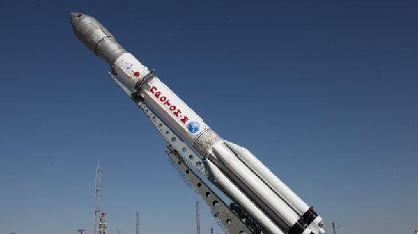 """""""Протон"""" больше не будут использовать для запусков """"Глонассов"""""""
