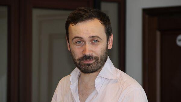 Илья Пономарев, архивное фото