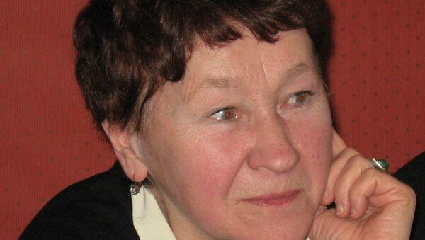 Наталья Ашимбаева, директор Литературно-мемориального музея Ф. М. Достоевского