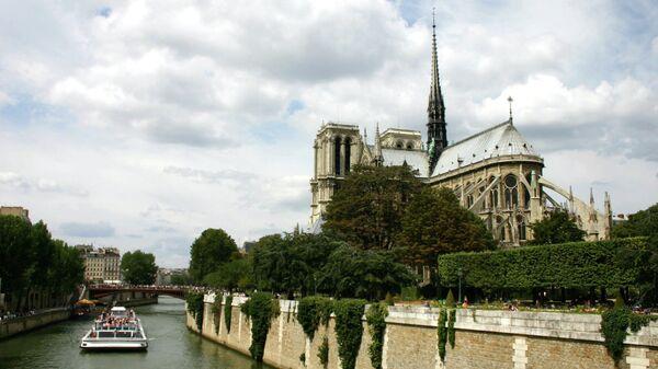 Париж, архивное фото